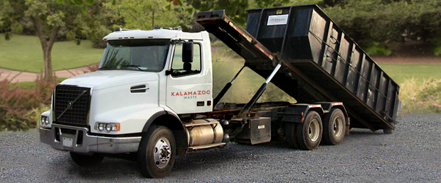 About Kalamazoo Waste Dumpster Rentals